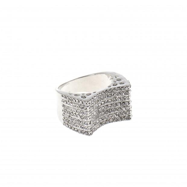 Trixi strassz gyűrű