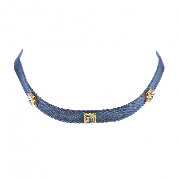 Köves farmer choker