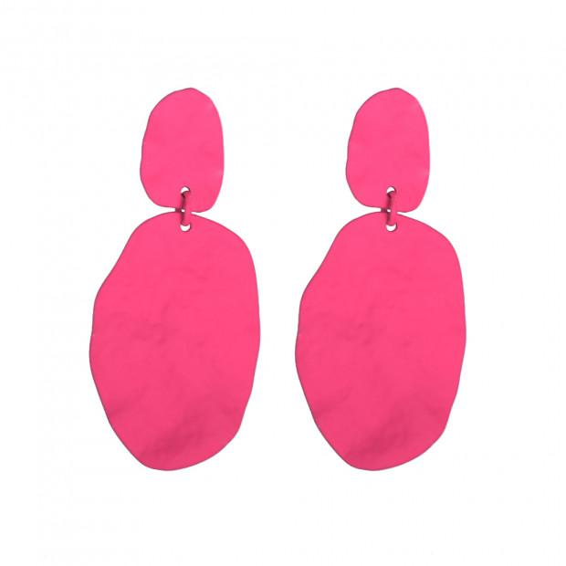 Bloti fülbevaló, pink