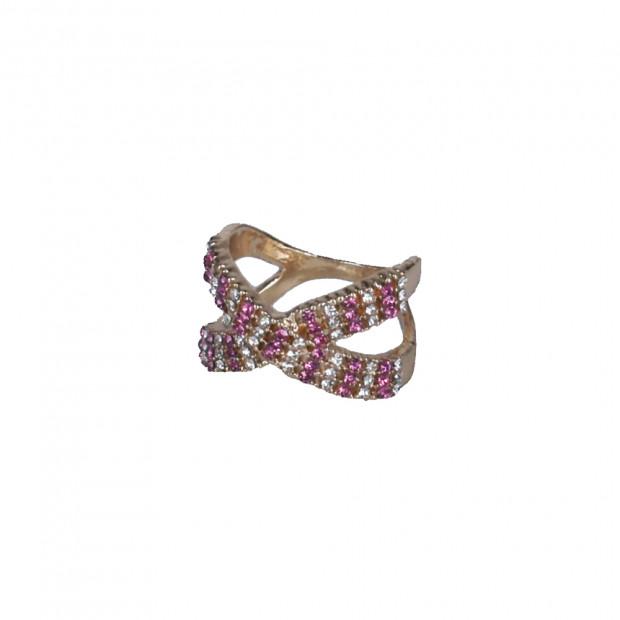 Heléna G gyűrű, rózsaszín