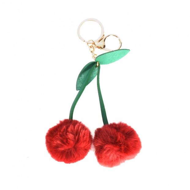 Cherry kulcstartó/táskadísz