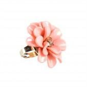 Nagy virágos gyűrű