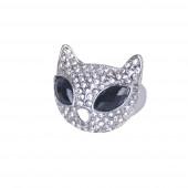 Catling gyűrű, ezüst
