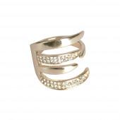 Caress gyűrű, arany