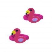 Pinky flamingó hajgumi