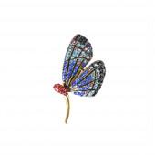 Butterfly kitűző