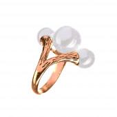 Gyöngyök gyűrű