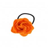 Rózsa hajgumi, narancssárga