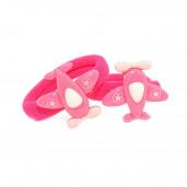 Repcsi hajgumi, pink