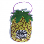 Pineapple mini hajgumi szett