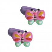 Szív pillangó hajgumi