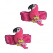 Papagájos hajgumi