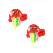 Medúza hajgumi pár