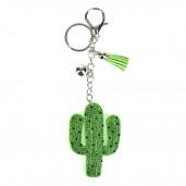 Kaktusz kulcstartó