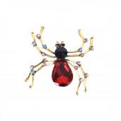 Rubin pók kitűző