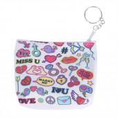 Miss U pénztárca/kulcstartó