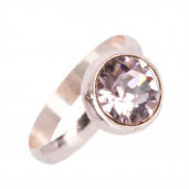 Swarovski kristály gyűrű